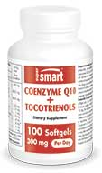 CoQ10 + Tocotrienols 100 mg