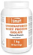 Undenatured Whey Protein Isolate 1 Kg