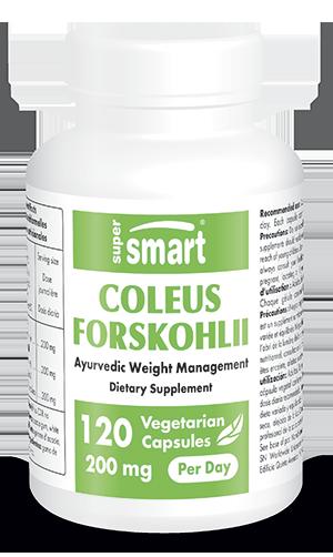 Coleus Forskohlii 100 mg