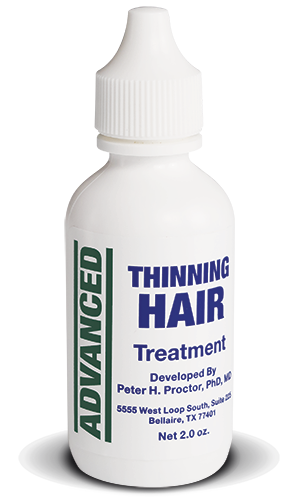 Thinning Hair Treatment (ex Advanced Hair Regrowth Formula)
