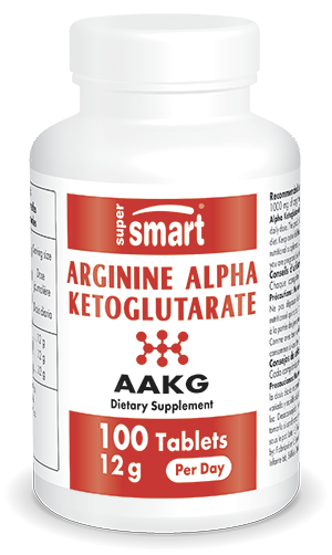 Arginine Alpha Ketoglutarate Akg 1000 Mg Aminosäuren Supersmartcom