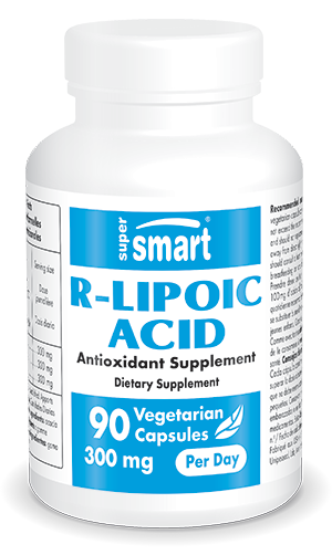 R-Lipoic Acid 100 mg, 90 Vcaps