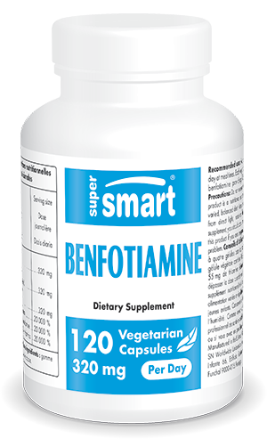 Benfotiamine Supplement