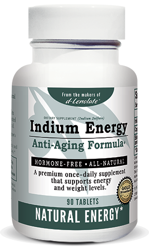Indium Energy 24 mg