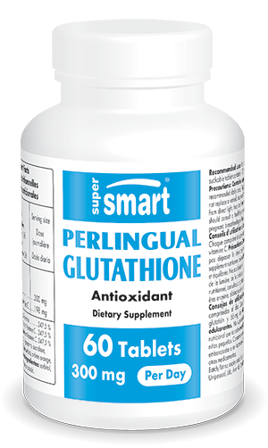 Perlingual glutathion 100 mg