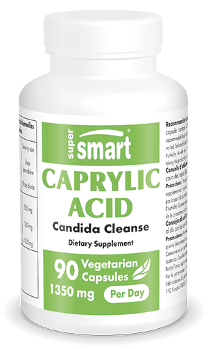 Caprylic Acid 450 mg