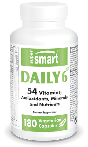 Multivitamines Daily 6®