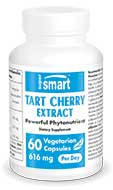 Tart Cherry Extract 616 mg