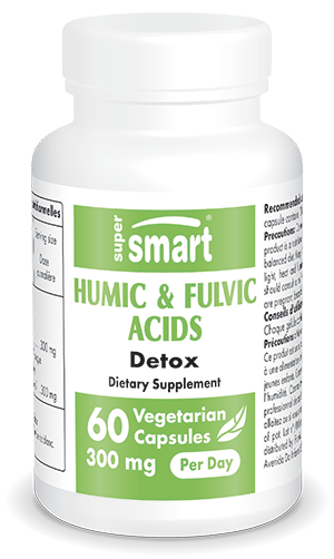 Humic & Fulvic Acids 150 mg