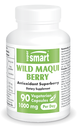 Wild Maqui Berry 333 mg