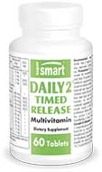 Multivitamines Daily 2 Timed Release