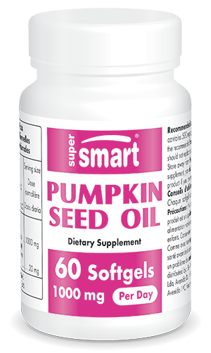 Pumpkin Seed Oil 500 mg