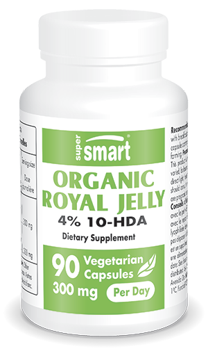 Organic Royal Jelly Supplement