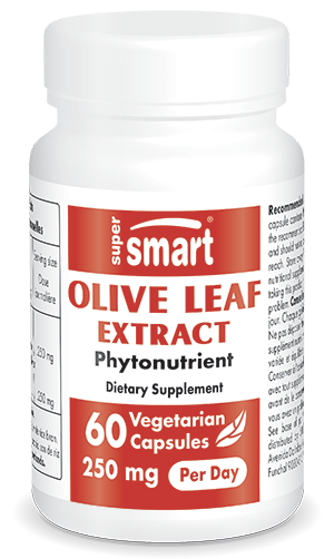Olive Leaf Extract 125 mg