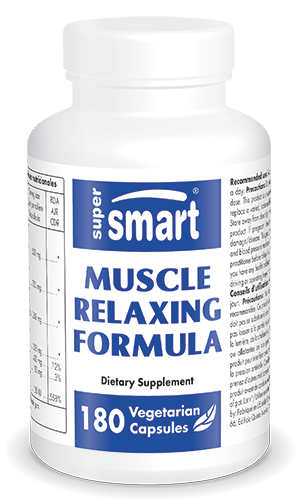 Muscle Relaxing Formula Supplement