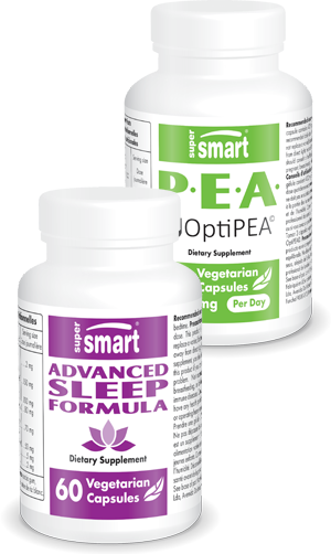 Advanced Sleep Formula + Natural Pain Relief