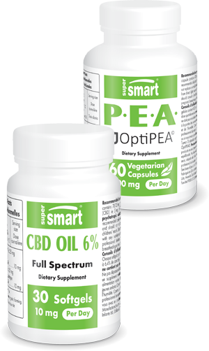 CBD + Natural Pain relief