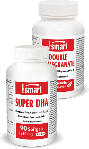Super DHA + Double Pomegranate