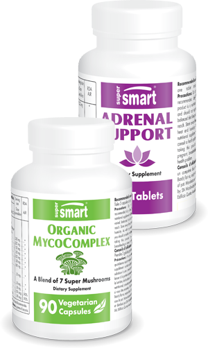 Organic Myco Complex + Adrenal Support
