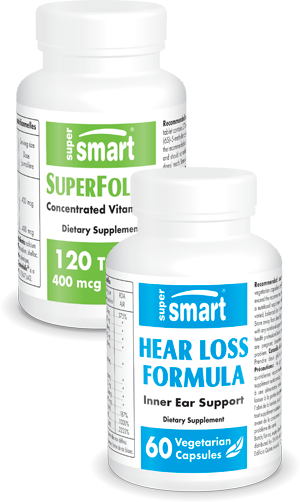 Hear Loss Formula + Superfolate