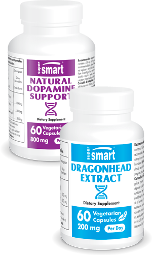 Dragonhead Extract + Natural Dopamine Support