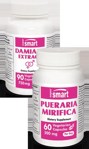 Pueraria Mirifica + Damiana Extract