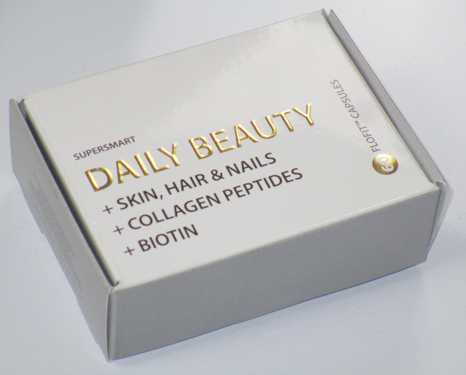 Suplemento antiarrugas Daily Beauty